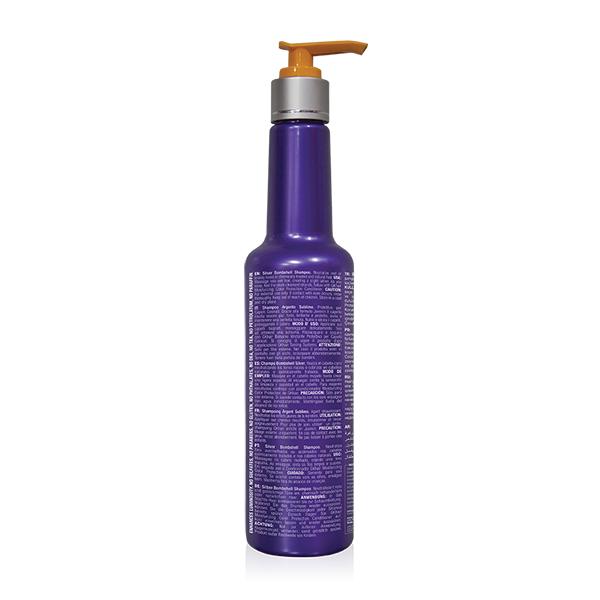 Gkhair Silver Bombshell Shampoo Blonde Hair Best Purple Shampoo